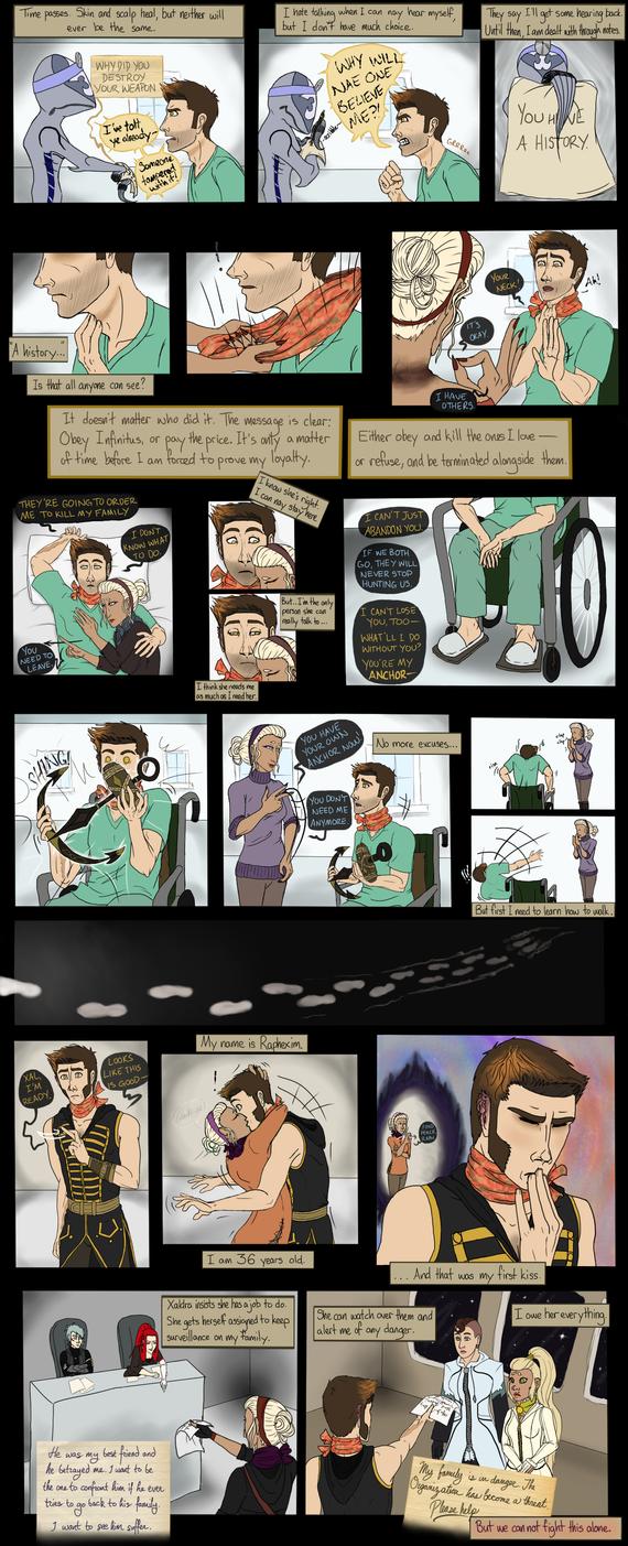 Part 3: Flight by Hawkear