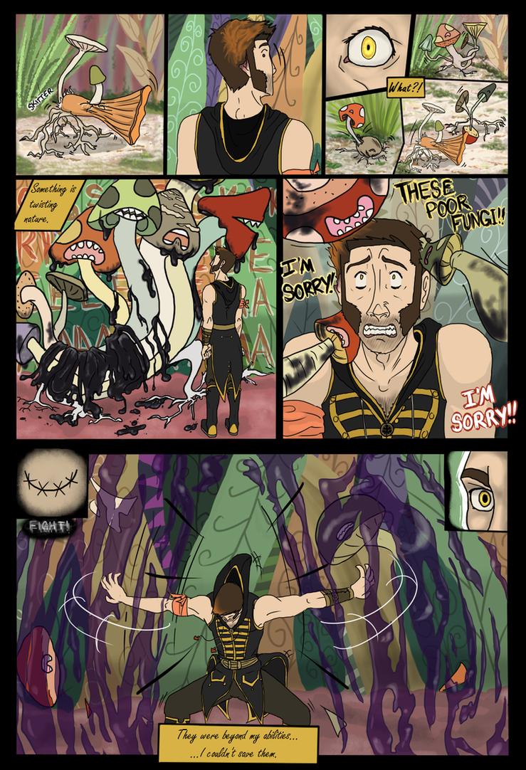 RoA: A Fungus Among Us (page 3) by Hawkear