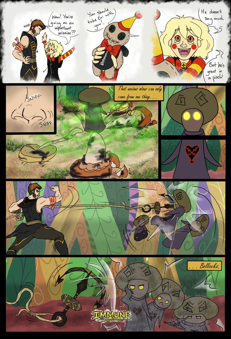 RoA: A Fungus Among Us (page 4) by Hawkear