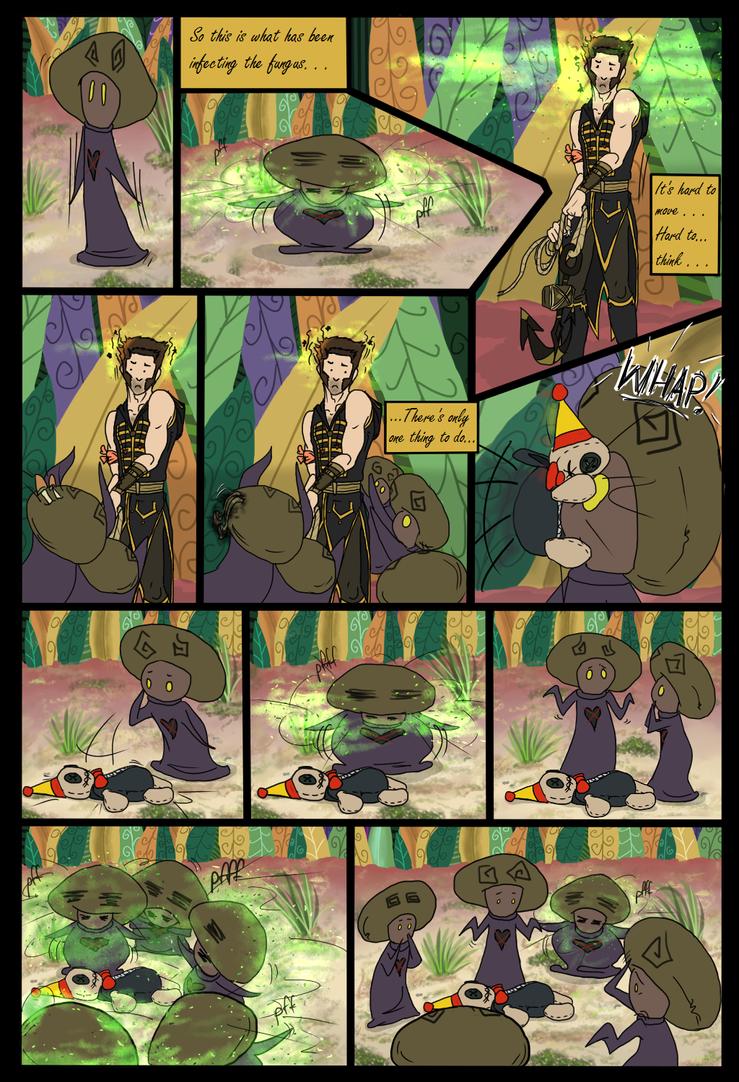 RoA: A Fungus Among Us (page 5) by Hawkear