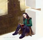 finished Loki