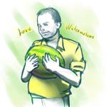A Watermelon man