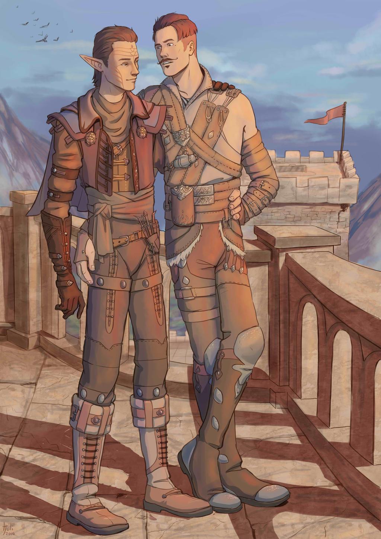 Dragon Age by Juli556