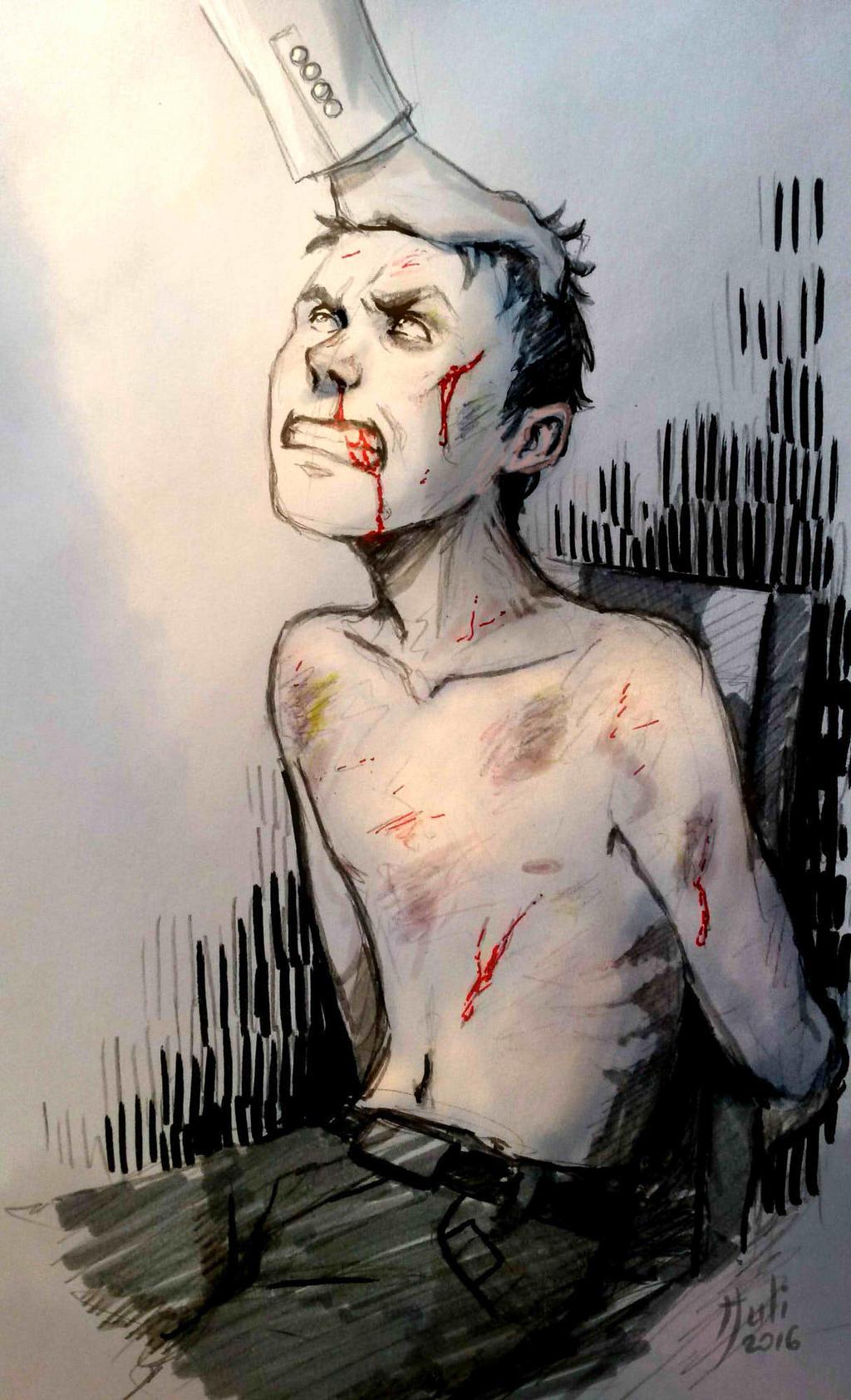 Captive by Juli556