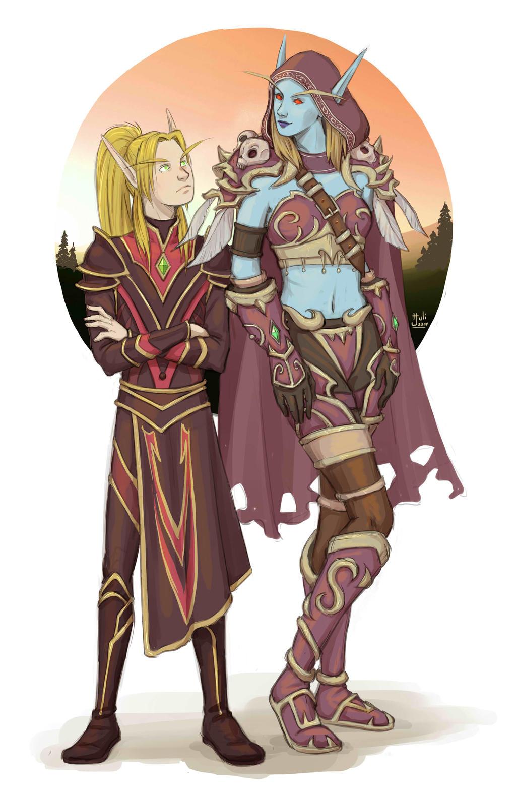 Warcraft by Juli556