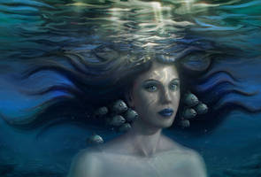 underwater by JeanRoux