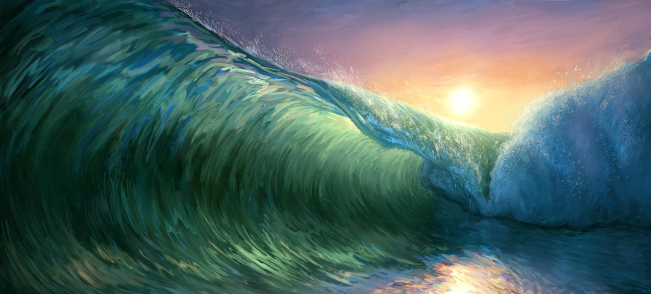 Wave by JeanRoux