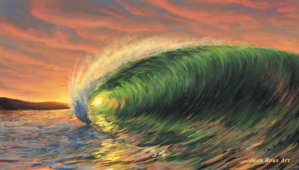 Wave 2 by JeanRoux