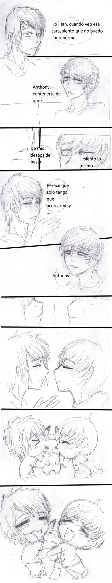 Smosh Ian and Anthony yaoi by ClaudiaVianney