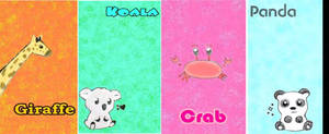 Animals by Luv-La