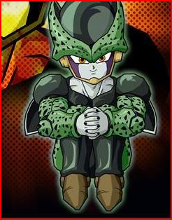 Cell Jr. Green, Kid Form by Notherwise on DeviantArt