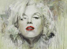 Marilyn Monroe by OlegTrofimoff