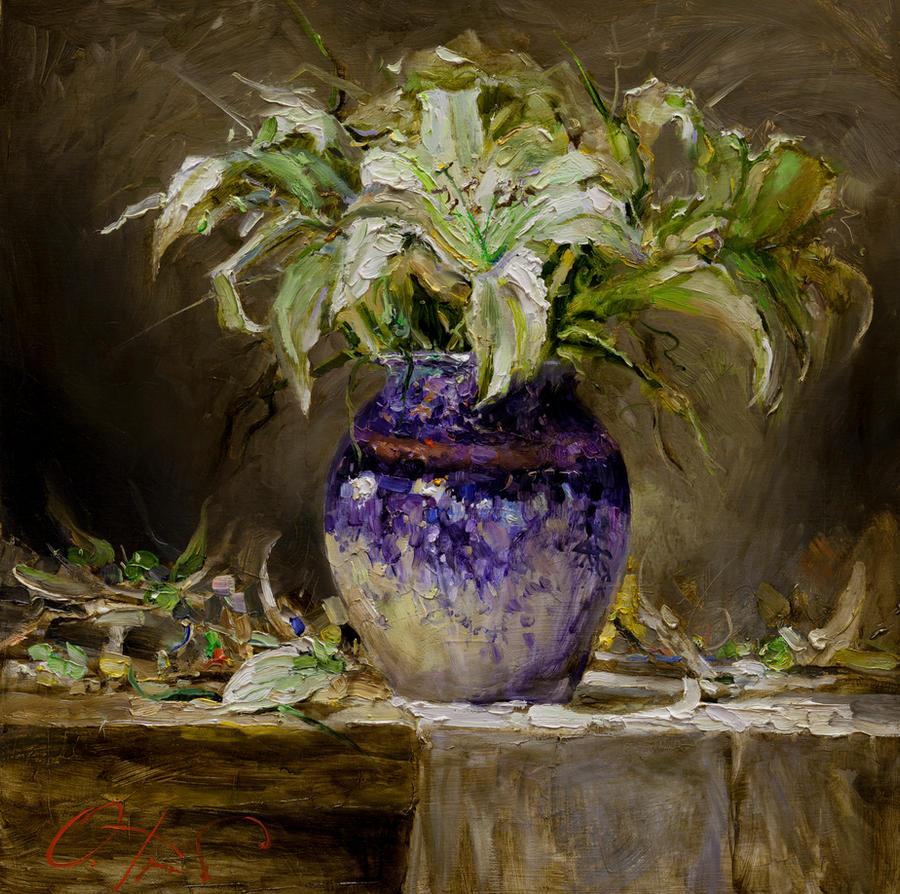 Lily by OlegTrofimoff