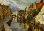 On the Canals of Brugge