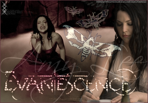 Evanescence - Amy Lee by VeroNykaa