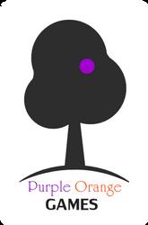 Purple Orange Games Logo by tiagocc0