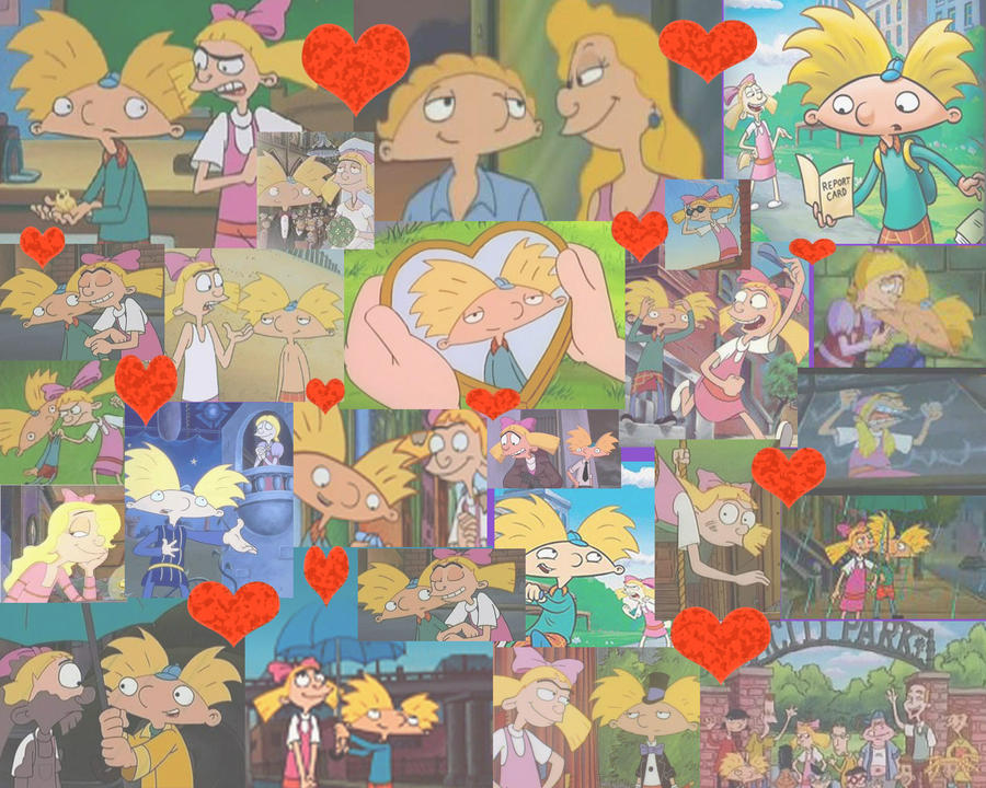 arnold wallpaper. My Hey Arnold wallpaper by