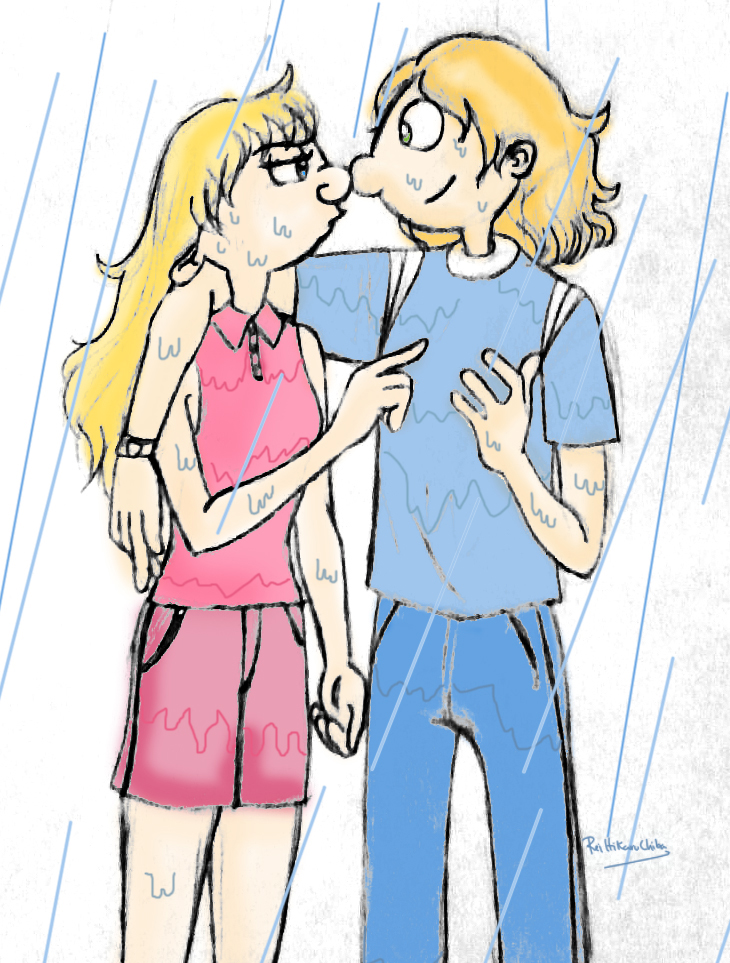 And you said it wouldn't rain by Rei-Hikaru