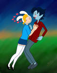 Fionna and Marshall