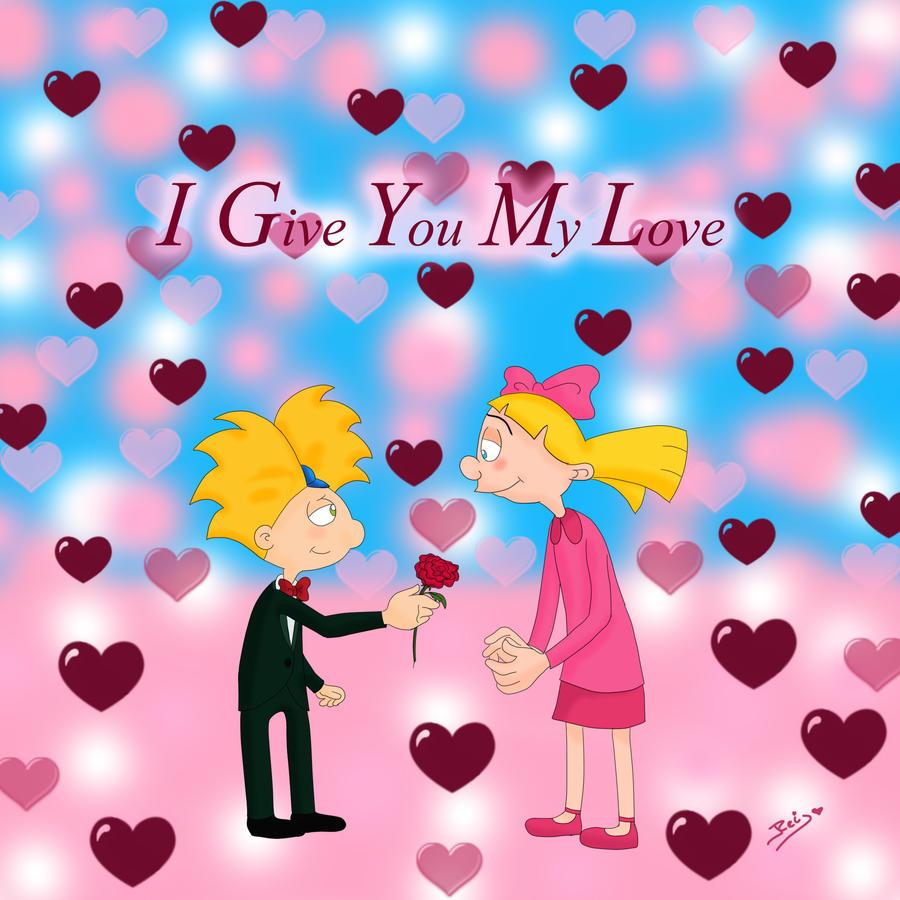 I Give You My Love by Rei-Hikaru