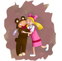 Bear Hug by Rei-Hikaru