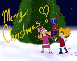 Merry 2012 Christmas! ^^