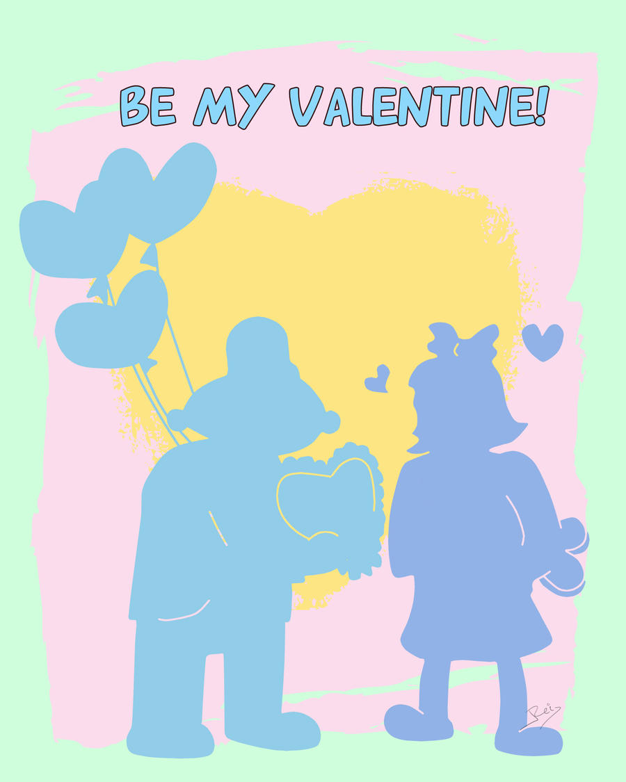 Love card 3 by Rei-Hikaru