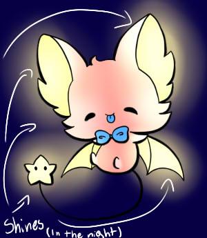 Dachfenster (skylight bat) Wolvie's little friend by FireFox12345678910