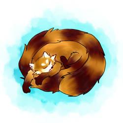 Sleepyhead by Bundydraw
