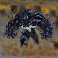 venom armagedon by zerodrk