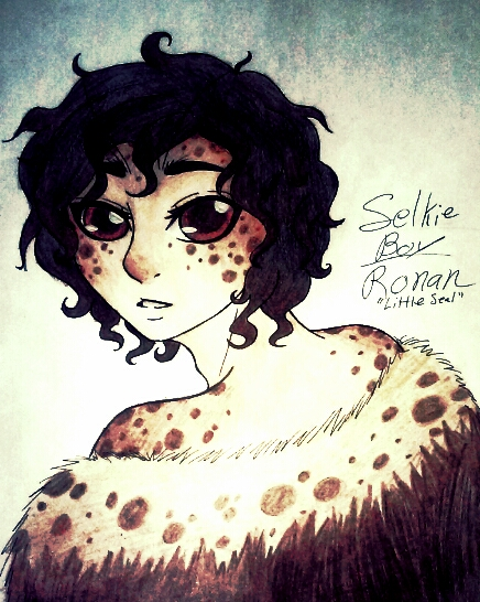Selkie - Ronan by aochou-hime