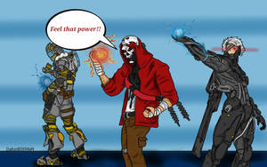 Feel That Power! by DaFunB0XMaN