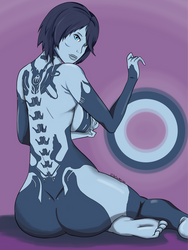 Cortana by DaFunB0XMaN