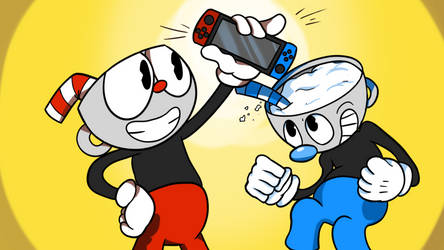 Anyone excited for cuphead switch?