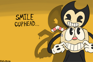 Smile Cuphead