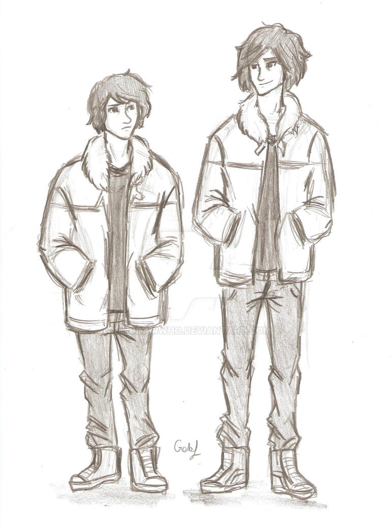 Same aviator jacket by odairwho