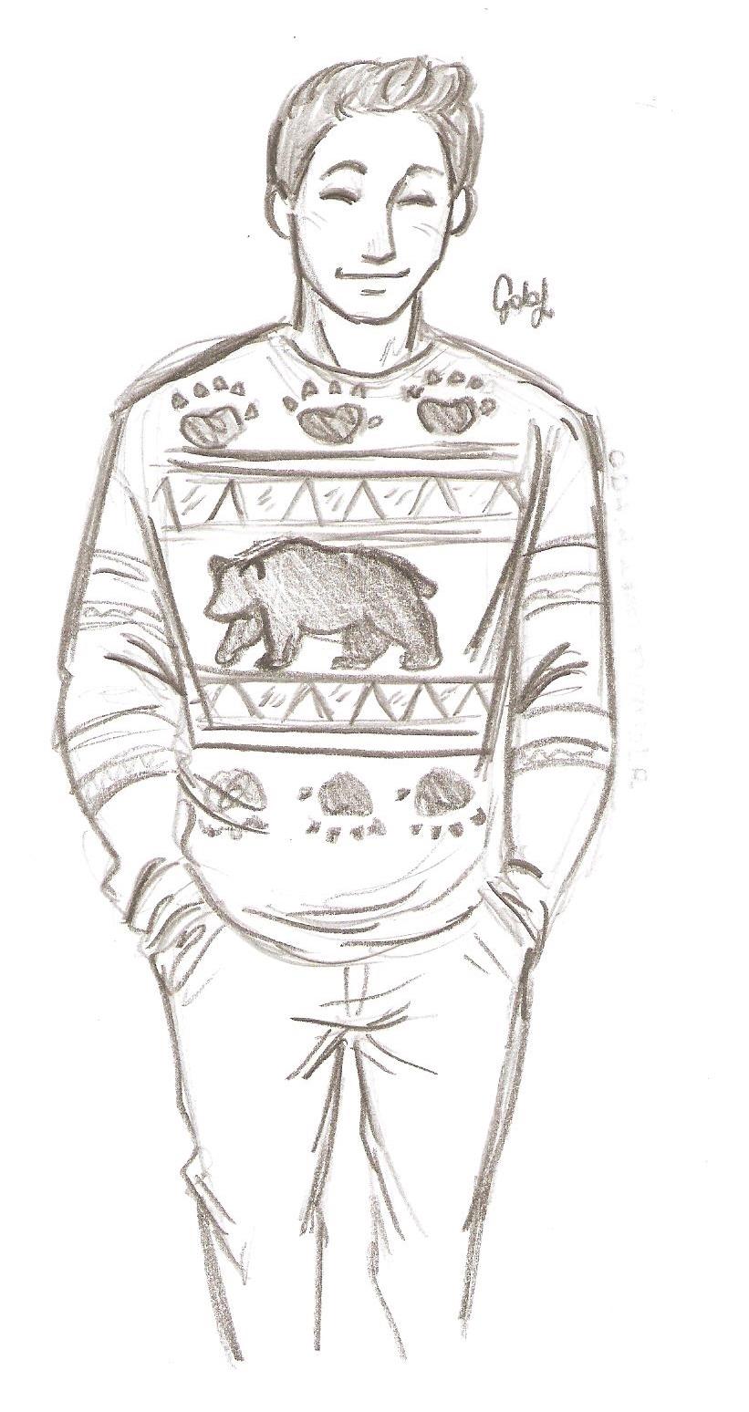 PJ Boys in sweaters by whenpopsucks
