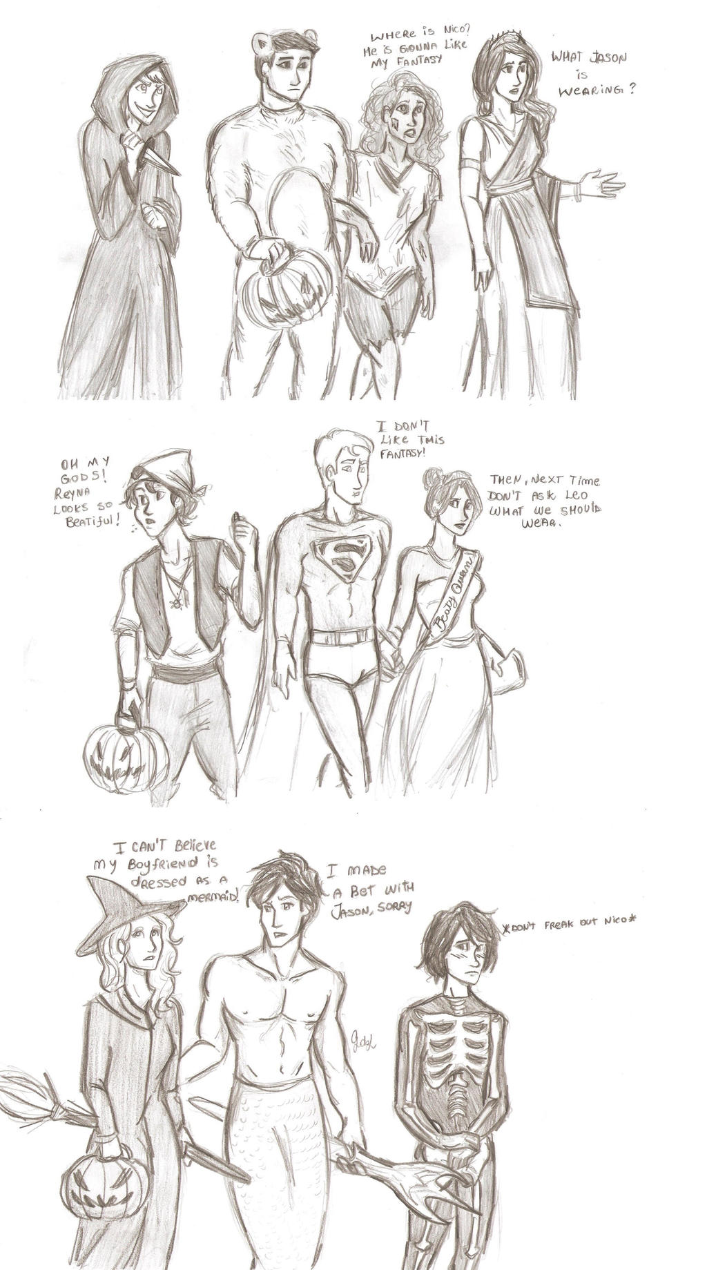 halloween by odairwho