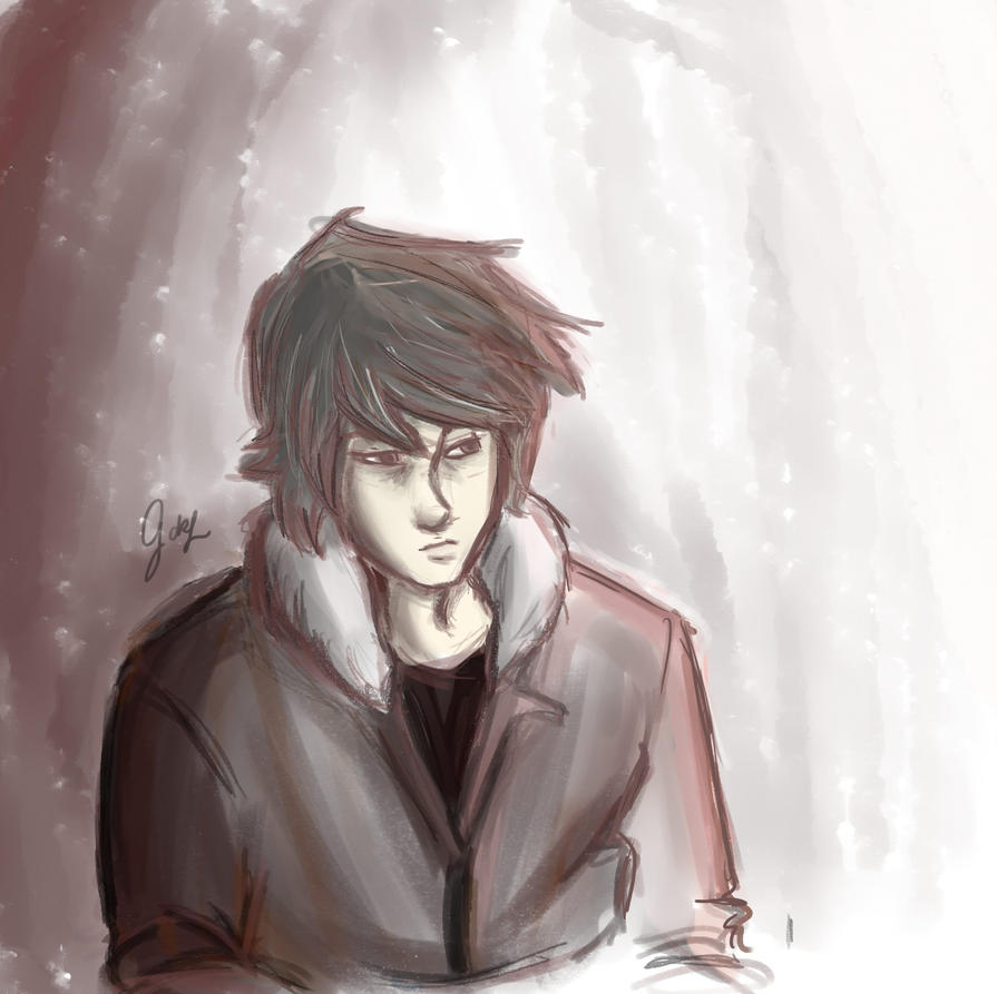 Sad Boy Alone Quotes: Lonely Boy By Odairwho On DeviantArt