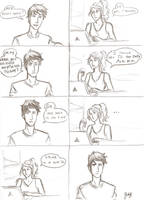 The perks of dating Annabeth by odairwho