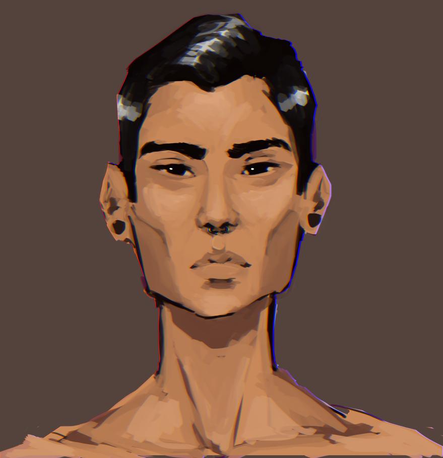 oc sketch by odairwho