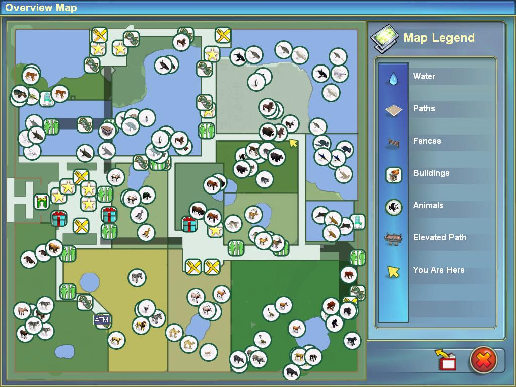 Zoo tycoon 2 map by angelic-wolf51 on DeviantArt