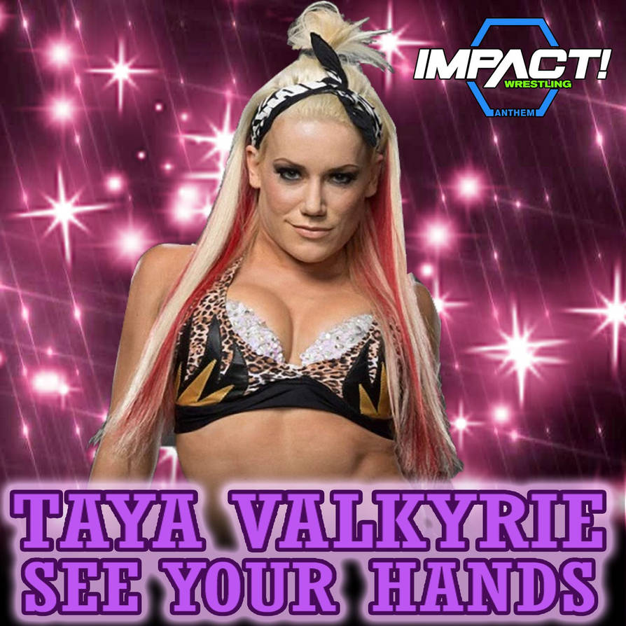 Taya Valkyrie - See Your Hands [Custom Cover] by JohnnyGat1986