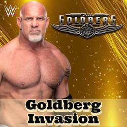 Goldberg - Invasion (Custom WWE Cover)