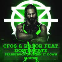 CFO$ x RAZOR ft. Downstait - Starstruck (CC)