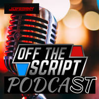 JDfromNY206 - Off the Script Podcast [Custom Cover