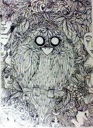OWL. by MissTeak