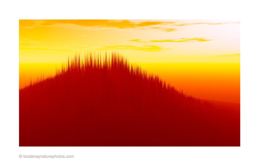 Surreal Landscape by kootenayphotos