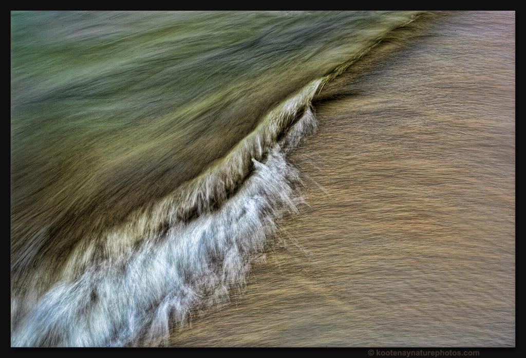 Wave - Motion by kootenayphotos
