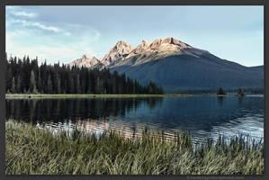 Spray Lakes Vista by kootenayphotos